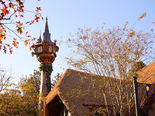 塔の上のラプンツェル