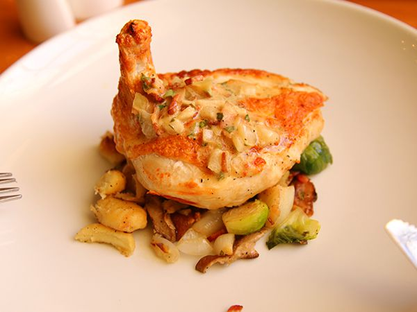 Oven-roasted Chicken Breast