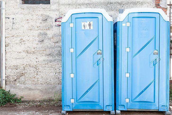 トイレや水道のある場所をチェックしておく