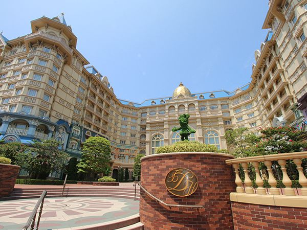 ホテル宿泊