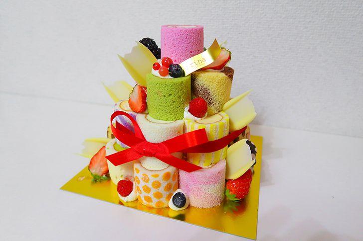 タワーケーキ