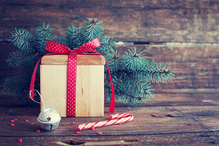 自分用のプレゼントも用意して相手をかく乱