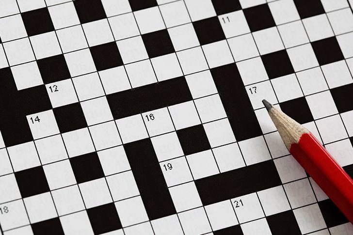 クロスワードの答えの先にプロポーズ
