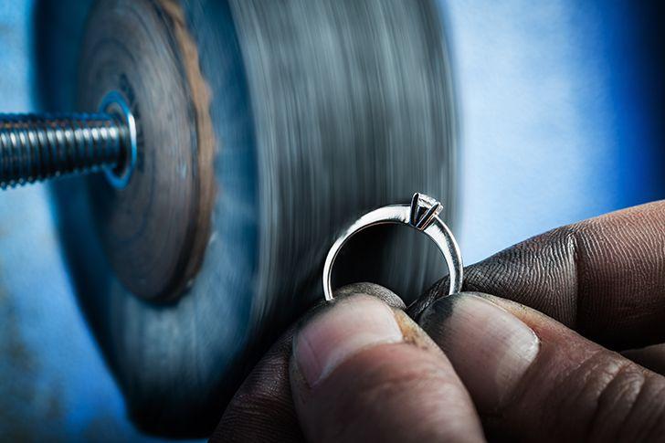 指輪作りを楽しんだらそれが婚約指輪
