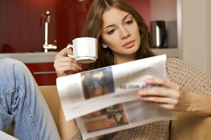 二人の新聞を作ってプロポーズ