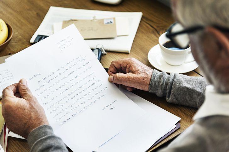 両家父から新郎への手紙