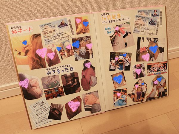 すべての折り紙 折り紙でしおりの作り方 : サプライズ大成功!記念日には ...