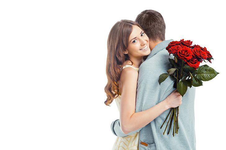 純粋に女性は花が好きだから