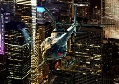 ヘリコプター遊覧